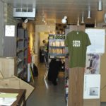 View into the Baldwin Resource Centre in 2006.